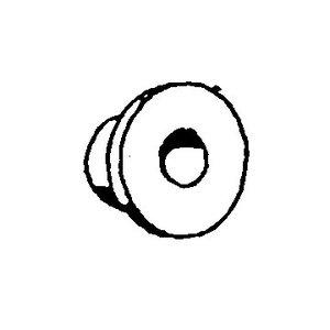 Rubber bearings Vorderachsabstützung