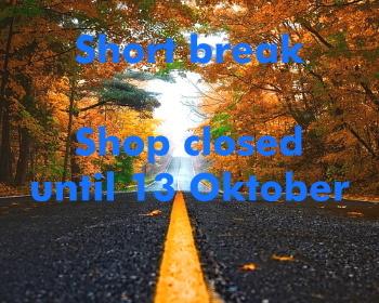 Pause vom 8.10 - 13.10.19