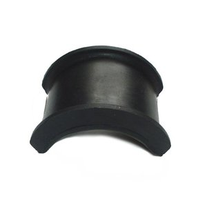Rubber buffer tether