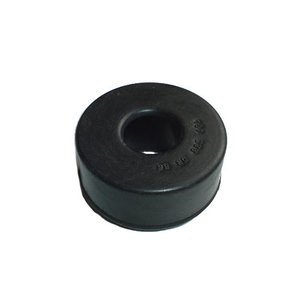 Rubber buffer rubber front axle support
