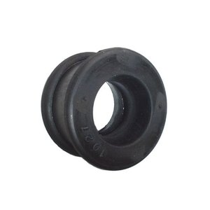 Rubber bearing cross strut