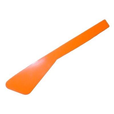 Hoek inlay oranje