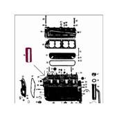 Cylinder liner M136, OM636