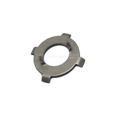 Locking plate camshaft gear