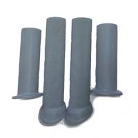 Storm rod rubber gray set