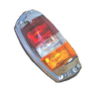 Achterlichtponton, 190SL laat
