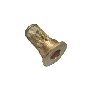 Mercedes Screw plug with sieve