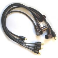 Ignition Wire Set angle plug