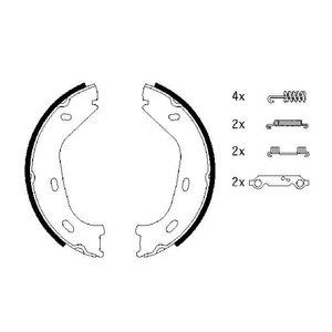 Bosch Rep. Satz Handbremse R107 - W116, W123