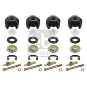 Febi Rep.Kit support d'essieu avant R107, W114, W115