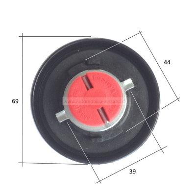 Hella Fuel cap W107, W110, W114, W115