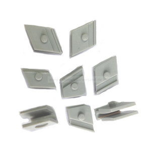 Set of sliding pieces window guide W113