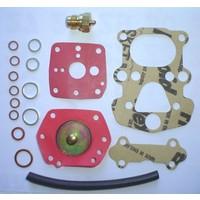 Overhaul Solex carburetor 44PHH
