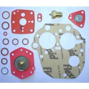 Overhaul Solex carburetor 32 Paita