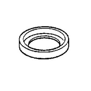 Insulation horn ring