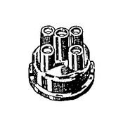 Distributeur interferentie Onderdrukking rotor arm