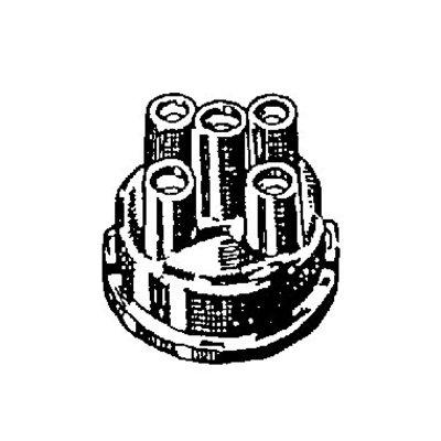 Verteilerkappe für entstörten Verteilerfinger 170S, 180