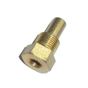 Adapter temperature sensor