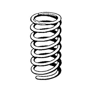 Front spring 220