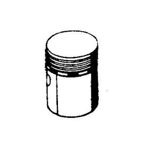 Kolben OM636
