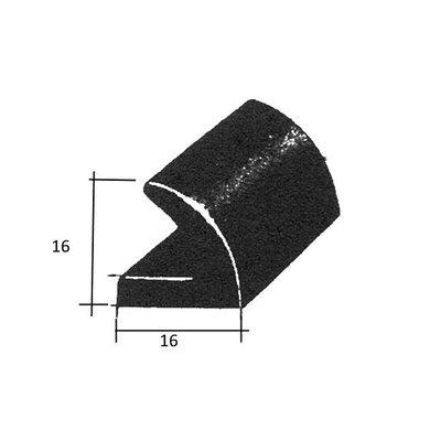 Gummi mittlere Kastensäule 170S, 220