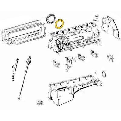 Pakking deksel M180