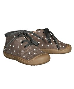 loopschoentjes James bruin met sterren