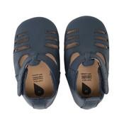 Bobux babyslofjes Navy Boys sandal