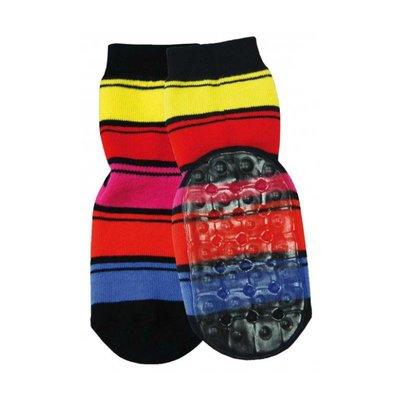 Ewers Anti-slip Sokken Stoppi multicolor streep