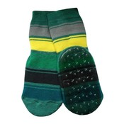 Ewers Anti-slip Sokken Stoppi streep groen