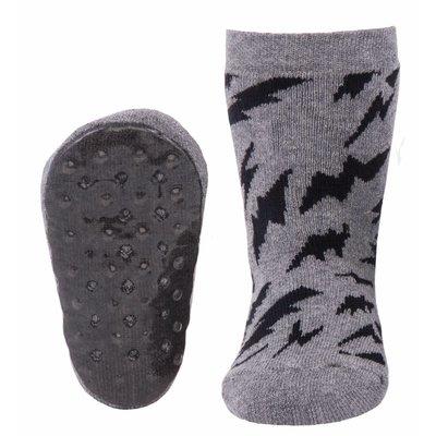 Ewers Anti-slip Sokken Stoppi grijs onweer