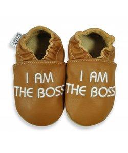 babyslofjes I am the Boss