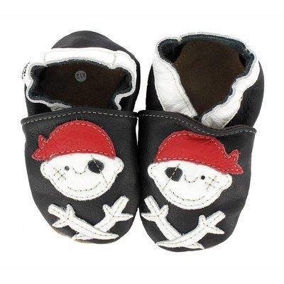 Hobea babyslofjes piraat