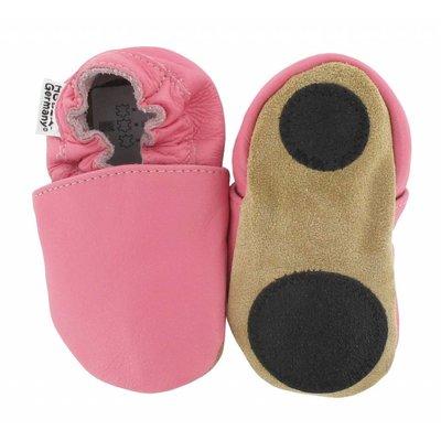 Hobea babyslofjes roze