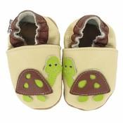 Hobea babyslofjes schildpad