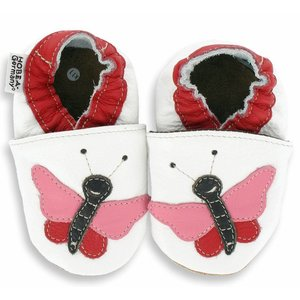Hobea babyslofjes vlinder