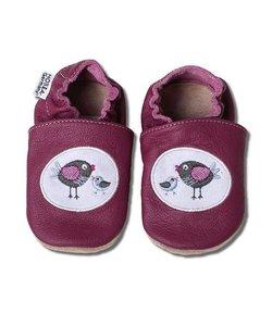 babyslofjes Vogelfamilie