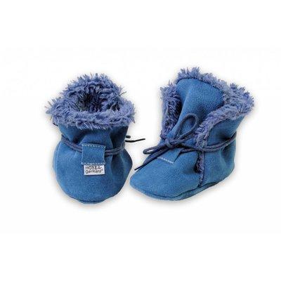 Hobea winterslofjes blauw