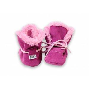 Hobea winterslofjes Roze