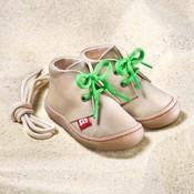 Pololo Babyschoentjes Juan Stone beige