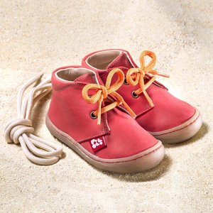 Pololo Babyschoentjes Juan Pepper red