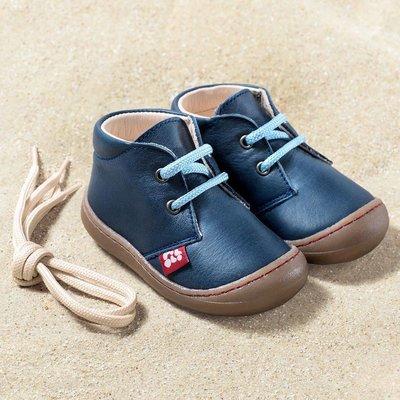 Pololo Babyschoentjes Juan Tobago blue