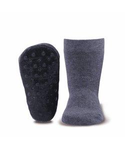 anti-slip sokken Stoppi uni jeans