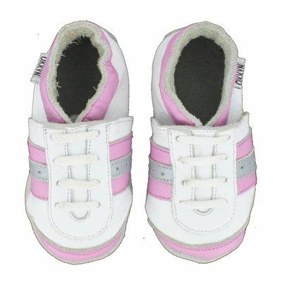 Oxxy babyslofjes sportief roze