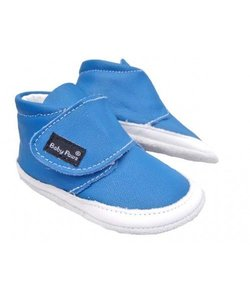 babyslofjes Jak Rap blauw