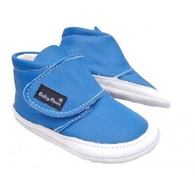 Baby Paws babyslofjes Jak Rap blauw