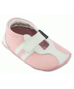 babyslofjes Sprint roze wit