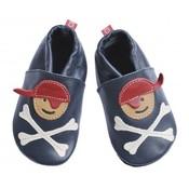 Anna und Paul babyslofje piraat