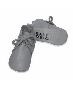 babyslofjes grijs hoog model