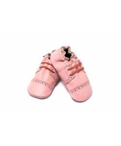 babyslofjes broque roze